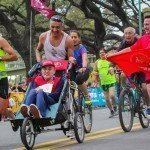 El keniata Julius Karinga ganó la Maratón Personal 42k de Buenos Aires