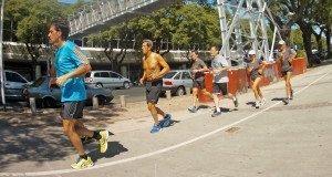 La importancia de la familia en la actividad del running
