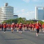 Buenos Aires vivió la mayor celebración del deporte de la mano de Nike
