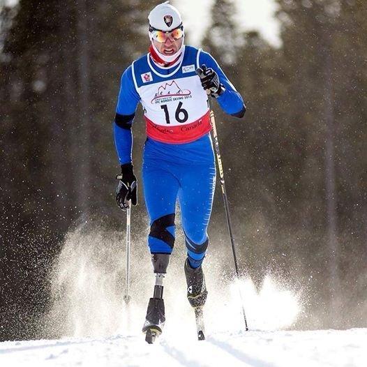 Pablo Robledo 12° puesto en esquí de fondo Sochi 2014