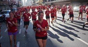 Para sumarse al boom del running no hay límite de edad