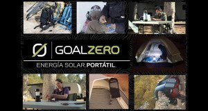 GOAL ZERO, sistemas portátiles de energía solar