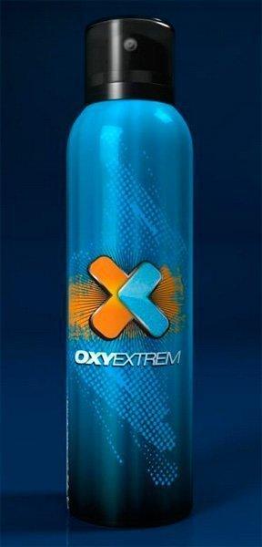 Oxyextrem, oxígeno en aerosol