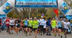 10k Vamos Argentina!