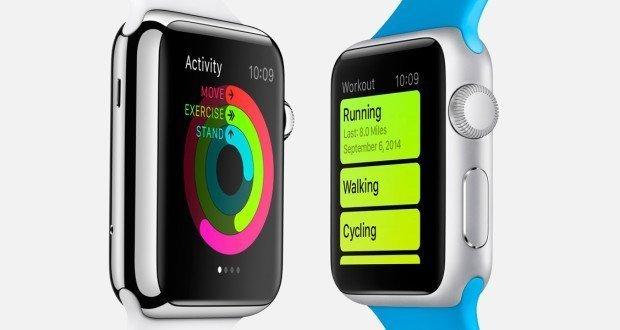 Apple Watch, todos los relojes dicen la hora, este te ayuda a aprovechar cada instante.