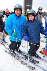 Tres planes comunitarios de esqui