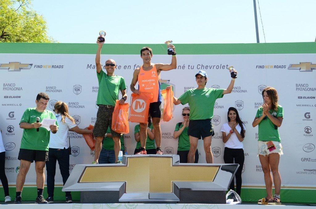 """Se corrió la quinta edición de la carrera """"10K Servicio Chevrolet Buenos Aires"""""""