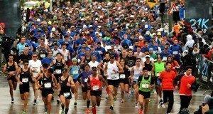 Mizuno reunió más de 3.500 corredores en la 21k Mizuno Half Marathon