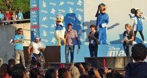 Buenos Aires vibró con la primera edición de Disney Magic Run