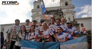Mundial de Carreras de Aventura Huairasinchi 2014 - Ecuador