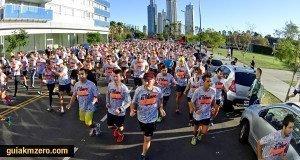 "Fila Race ""Vivís para Correr"", la primera gran carrera competitiva del año reunirá a 10 mil runners"