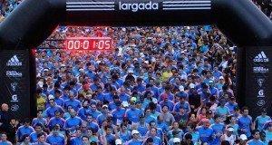 adidas anuncia la 15 º Media Maratón Rosario 2015