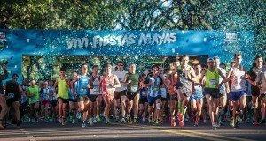 Fiestas Mayas 10k, 10.000 corredores participaron de una gran 41° edición