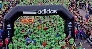 Rosario vivió una mañana a puro running en la 15 º Media Maratón adidas Rosario