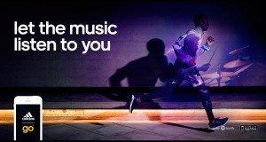 adidas y Spotify® se unen para lanzar un App de running: Sprinkler App 5