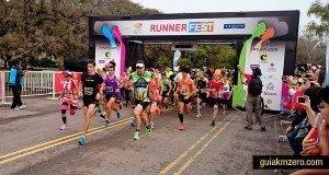 Se realizó la 6ta. edición de RunnerFest solidaria