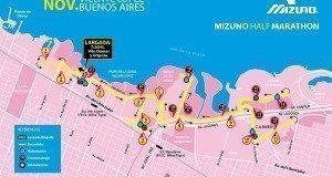 Llega 21K Mizuno Half Marathon Buenos Aires, la carrera que destaca lo maravilloso del running