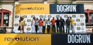 Rosario volvió a correr con cus cascotas con Revolution DOGRUN 2015
