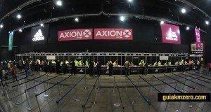 Comienza la Expo Maratón 42k Arnet Buenos Aires en La Rural