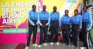 Corredores Elite - Maratón de Buenos Aires 2015
