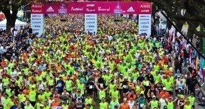 Mañana se corre la Maratón 42k Arnet Buenos Aires 2015