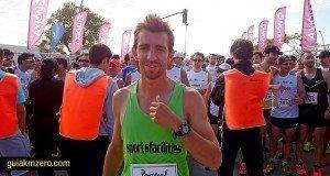 Luis Molina ganó el 1/4 Maratón de Buenos Aires Personal 2015