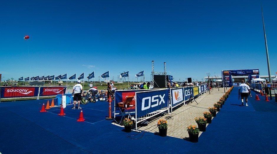Se realizó la 1° edición  de Buenos Aires Triathlon