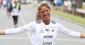 Correr una maratón para agradecer