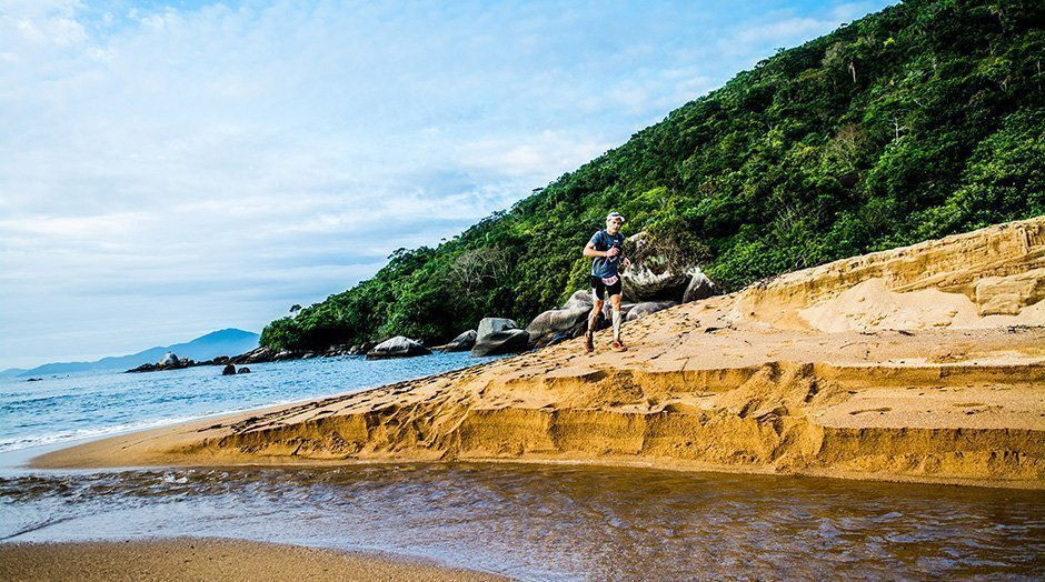 TMX presentó INDOMIT Ultra Trail Brasil 2015 junto a Bombinhas Runners