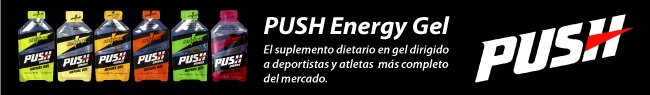 Push Energy Gel