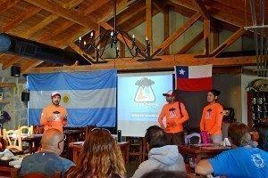 Torrencial Valdivia Trail, la carrera de trail valdiviana fue lanzada en Argentina