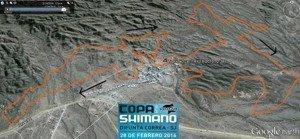 La Copa Shimano en La Difunta Correa abre el año