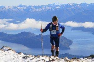 El duo Reyes y Paredes repiten podio en la ultramaraton The North Face Endurance Challenge 2016.