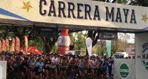 10.000 personas disfrutaron de la Carrera Maya Jumbo 10K