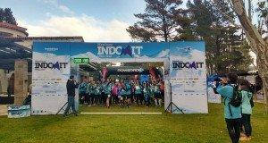 TMX presentó INDOMIT UltraTrail Mendoza 2016