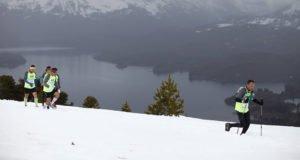 Salomon K21 Series en Villa Pehuenia, a pura nieve!