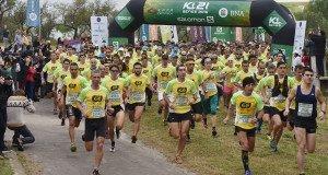 Salomon K21 Paraná series copa Optitech fue para Fernando Silva y Antonella Neri