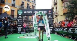 Miguel Heras gana en su prueba, la Salomon Ultra Pirineu