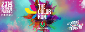 Unicenter presenta The Color Run