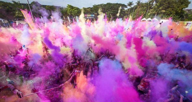 Unicenter presenta The Color Run