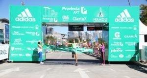 Jonathan Dávila ganó el ¼ Maratón Buenos Aires Provincia Art 10,5k
