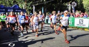 XIV edición del Salomon K42 Adventure Marathon