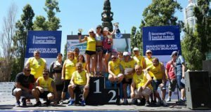 Sánchez y Baabour ganaron la Maratón Carlos Bonjour