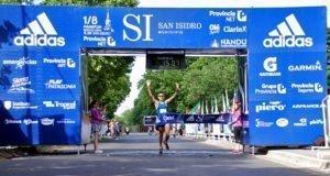 Jonathan Dávila ganó el 1/8 Maratón de Buenos Aires