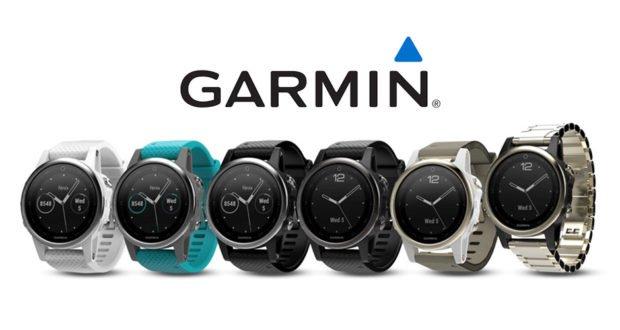 Garmin presenta la nueva serie de fenix® 5 – El sofisticado reloj multideporte con GPS para fitness y aventura
