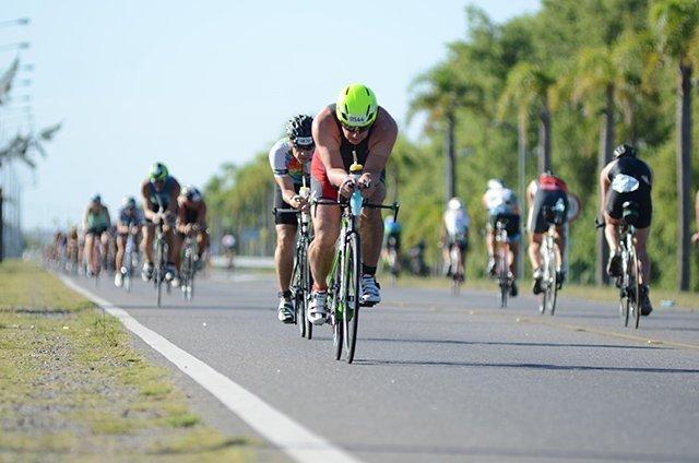 Falta un mes para la segunda edición del Ironman 70.3 Buenos Aires