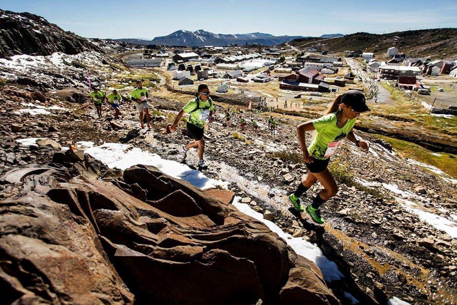 Se realizó nuevamente el Desafío al Volcán Copahue