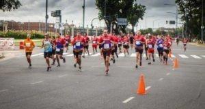 Mas de 2000 participantes en Armenia Corre