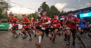 The North Face Endurance Challenge bajo un clima extremo