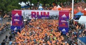 Rosario vibró junto a más de 8.000 corredores
